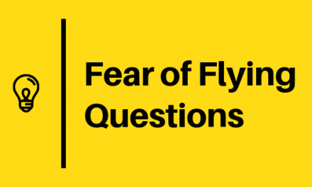Common Questions from Passengers with Flight Anxiety